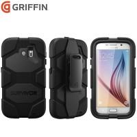 Jual Extreme Case Griffin Survivor Samsung Galaxy S6 Flat Otterbox Defender Murah