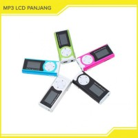 MP3 LCD Panjang / MP3 LCD / MP3 PLAYER / MP3
