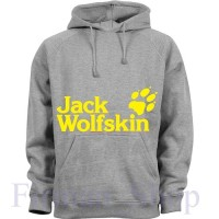 Hoodie Jack Wolf Skin - Misty - GLORY CLOTH