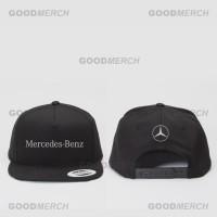 Topi Snapback Mercedes Benz