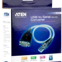 KABEL PRINTER ATEN USB to Serial Converter