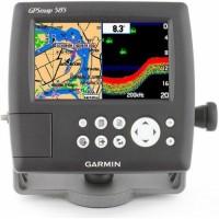 GPS GARMIN FISHFINDER 585 Cocok UNtuk Memaancing