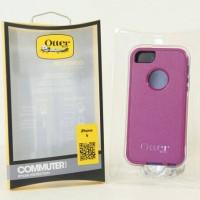 Otterox Commuter Iphone 5/5S ORIGINAL - FREE SCREEN GUARD - Purple