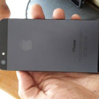 IPHONE 5 BLACK 32 GB EX GARANSI INTERNATIONAL JAPAN VERSION