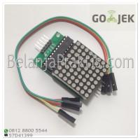 MAX7219 Dot Matrix 8x8 Module