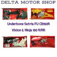 harga underbone untuk all Vixion, Satria Fu, all CB150r, dan Ninja 150R Tokopedia.com