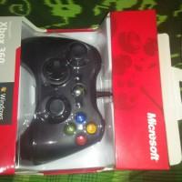 Stick / Stik / Controller Xbox 360 Wired For PC atau Laptop