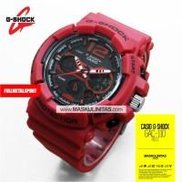 Jam Tangan Pria Casio G-Shock GAC-110 Red