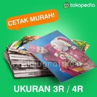 cetak foto/photo 3R & 4R postcard dengan mesin lab digital berkualitas