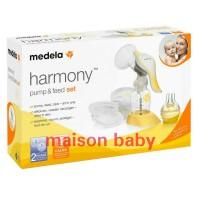 Medela Breastpump Manual Harmony with Calma