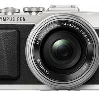 Olympus Digital Camera Pen E-PL7 FL-LM1 with 14-42mm II R + BCL 0980