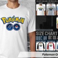 Kaos Pokemon GO 1 TX Unisex
