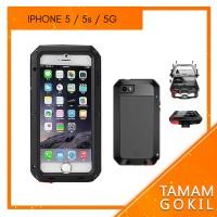 MURAH! Case Lunatik Taktik Extream Gorilla Glass Iphone 5 / 5s DOFF