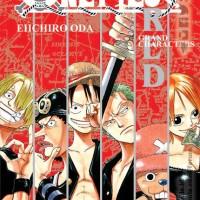 Komik : One Piece Red Grand Characters ( Eiichiro Oda )