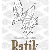Anti Stress: Art Therapy: Travel Size: Batik-Coloring Book (Yulianto)