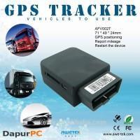 GPS Tracker Vehicle OBD2 Movement Alert