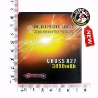 Batre/Batrei/Baterai EVERCOSS/CROSS A27 3850mAh GRACE Double Power