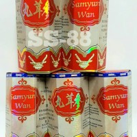 SAM YUN WAN (ORIGINAL KILAT) / Obat Gemuk Badan