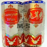 SAM YUN WAN (ORIGINAL KILAT) ~ Obat Gemuk Badan