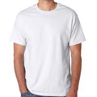 Gildan Softstyle Warna Putih kaos polos