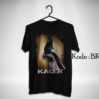 harga Kaos Burung Kacer-tshirt Burung Kacer Bkc302 Tokopedia.com