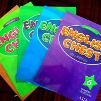 English Chest - workbook, buku latihan Bahasa Inggris