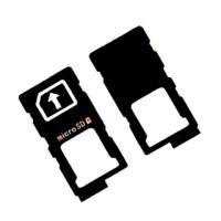 SIM Tray Holder For Sony Xperia Z3 + E65502