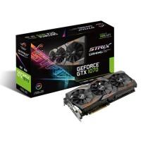 VGA Card Asus GTX 1070 O8G Strix Gaming Aura (RGB)
