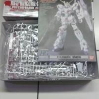 hguc unicorn gundam destroy mode titanium finish bandai sale
