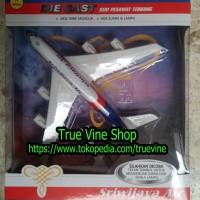 Die Cast (Diecast) Pesawat Terbang Sriwijaya Air