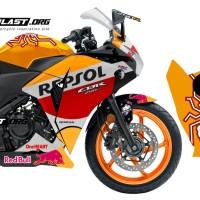 CBR250R THAILAND REPSOL MOTOGP 2016 MARQUEZ