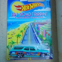 hot wheels Road Trippin 70 CHEVELLE SS WAGON