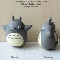 Totoro Gantungan Kunci Rubber 3D