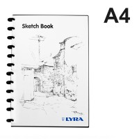 LYRA SKETCH BOOK A4 ISI 30