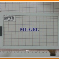 TOUCHSCREEN ADVAN T2E WHITE /MOVI P6/W7B/SPEEDUP TB713/T2G/T2F