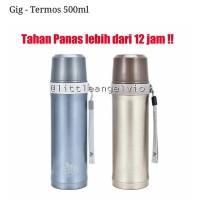 Gig Baby Vaccum Flask 500ml / gig termos bayi