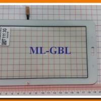 TOUCHSCREEN SAMSUNG T111 WHITE 3G/T110 BLACK TAB 3 LITE(layar sentuh)