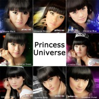 Softlens Princess Universe