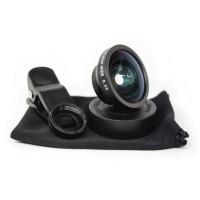 Jual Lensa kamera handphone SUPER WIDE zoom Go Pro 0,4 Fish Eye Murah