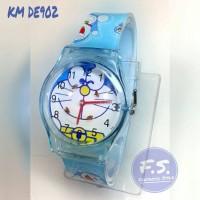 Jual Jam Tangan Doraemon Water Resistant Murah