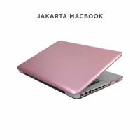 Jual Case Macbook Pro Retina 13 Inch Pink Metallic Murah