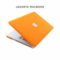 Jual Case Macbook Pro Retina 13 Inch Orange Matte Murah
