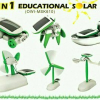 Harga kit robot solar adalah mainan gadget | WIKIPRICE INDONESIA