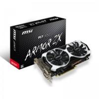 harga VGA MSI R7-370 ARMOR, 2 GB, DDR5, 256 BIT Tokopedia.com