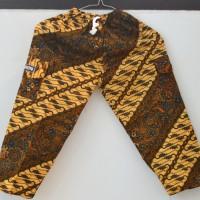 Jual Celana panjang anak batik kartinian betawi boim ukuran SD adat Murah