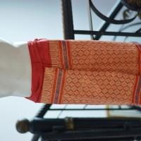 Jual Kain Setengah Songket motif batik melayu pria pinggul pagar bagus Murah