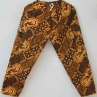 Jual Celana panjang anak batik kartinian adat betawi boim ukuran TK Murah