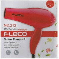 fleco 212 hair dryer 600 watt