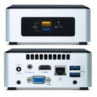 Intel NUC 5CPYH + SSD 120GB + Ram 2GB