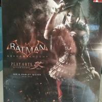 Play Arts Kai Harley Quinn Batman Arkham Knight MISB Square Enix Ori